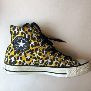 Converse Chuck Taylor All Star Cheetah print